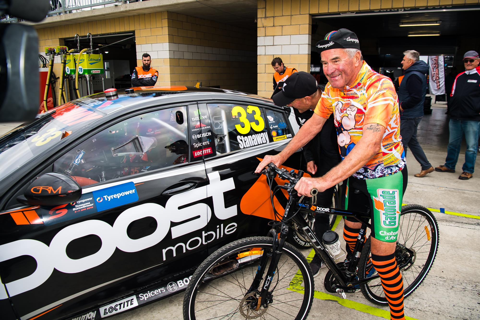 Garry's Race Report: Tasmania SuperSprint