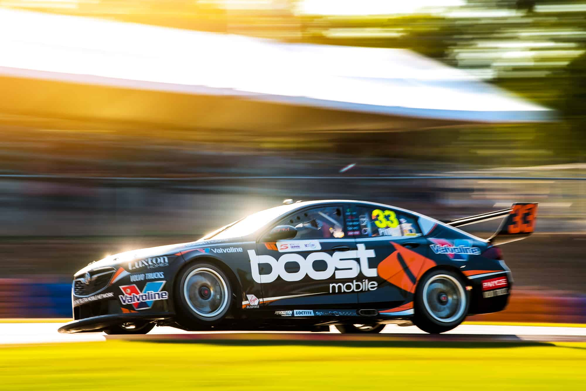 Robbo in for Boost Mobile Racing at Townsville