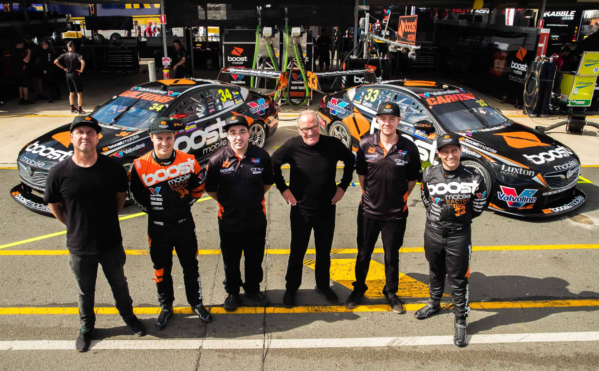 Boost Mobile combines passion for motorsport and esport