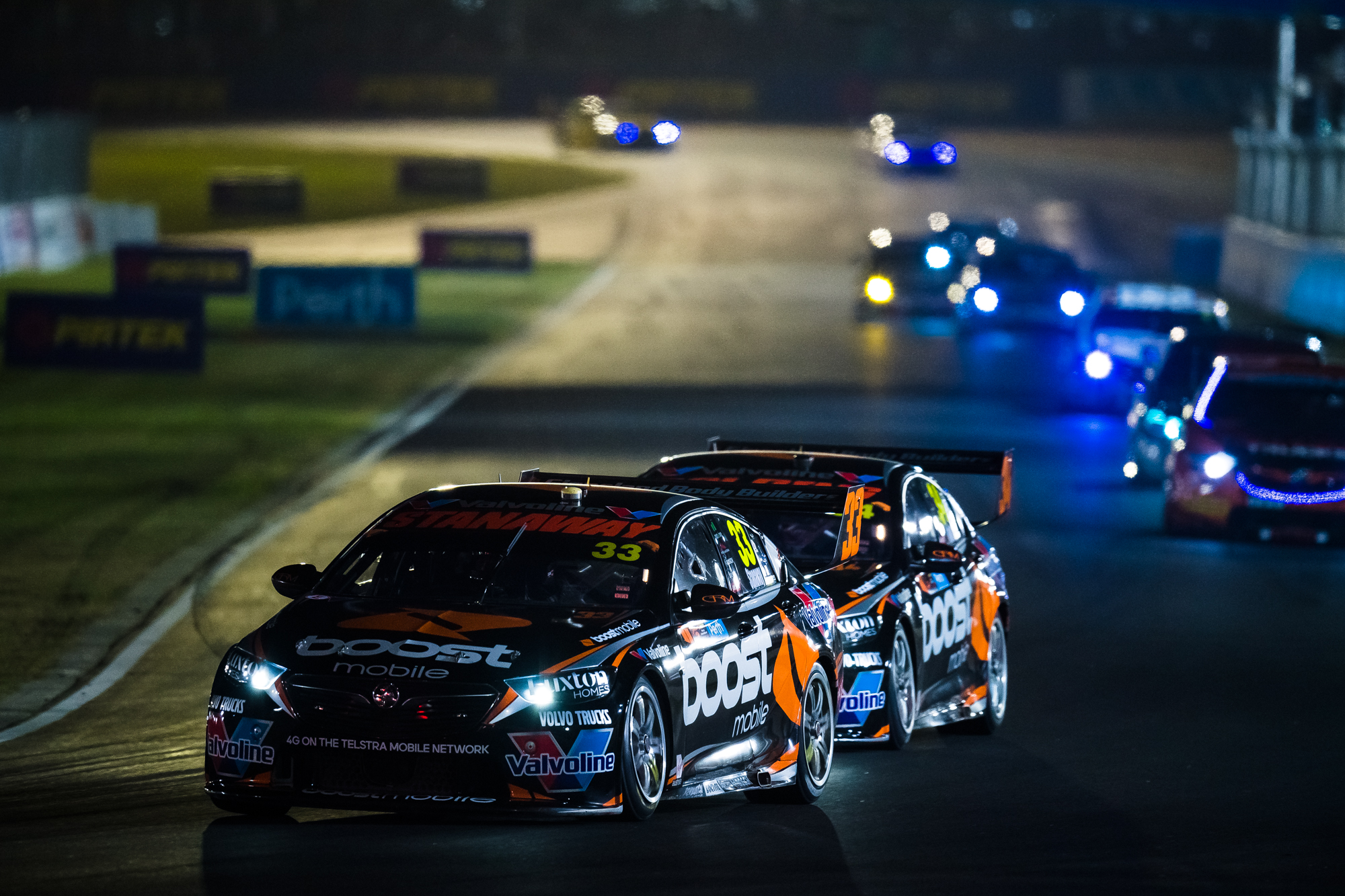 Perth SuperNight Race Report