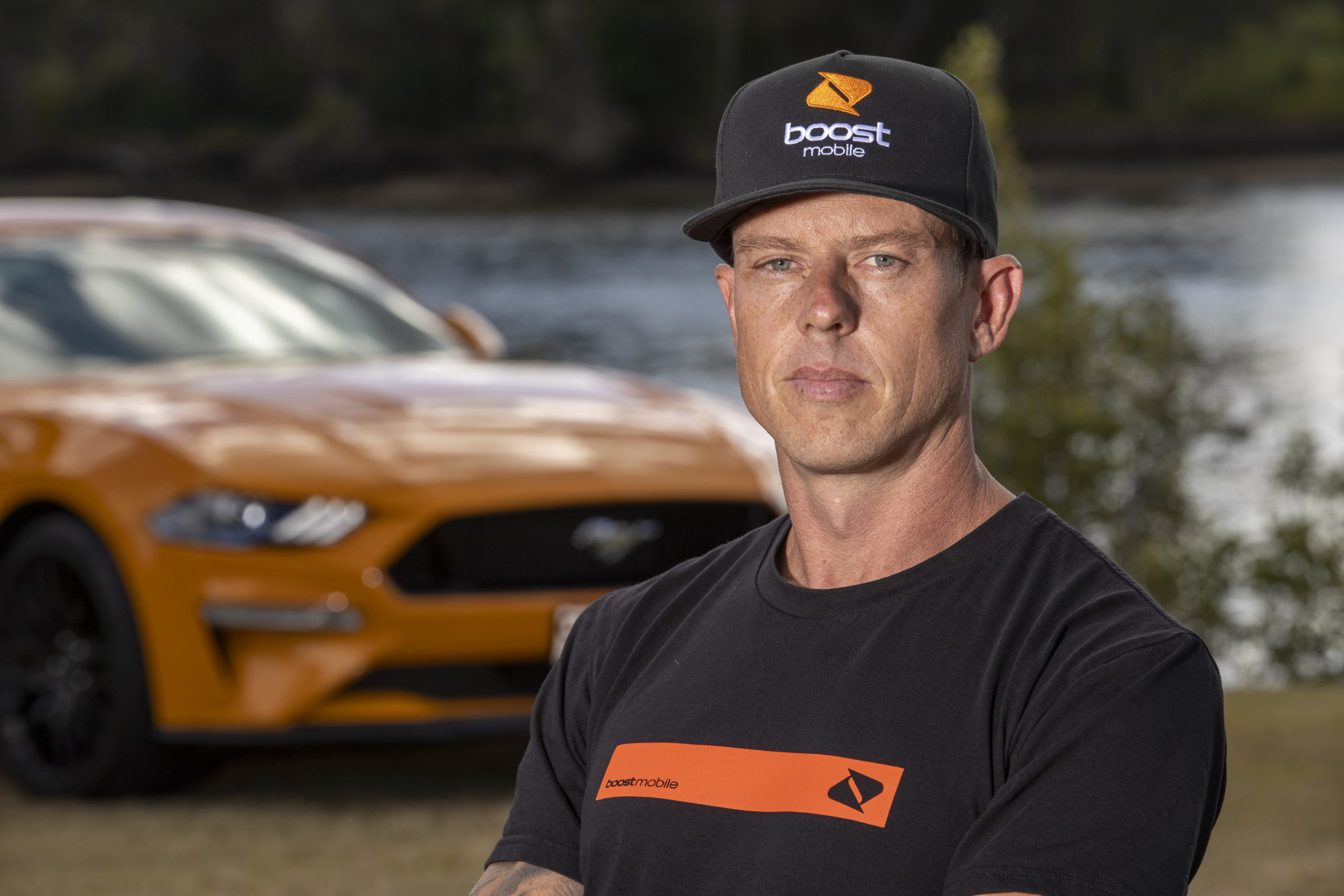 Courtney confirmed to join Tickford Racing