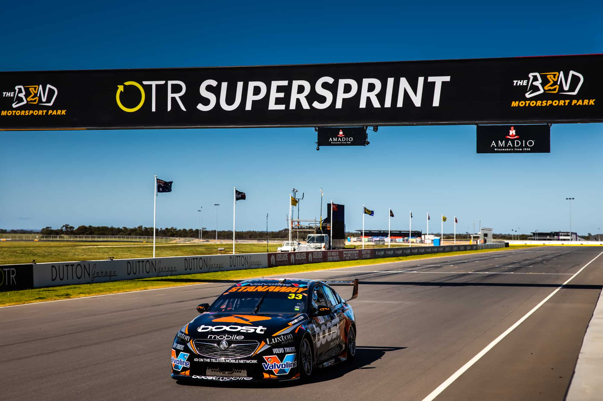 OTR SuperSprint – The Bend Motorsport Park