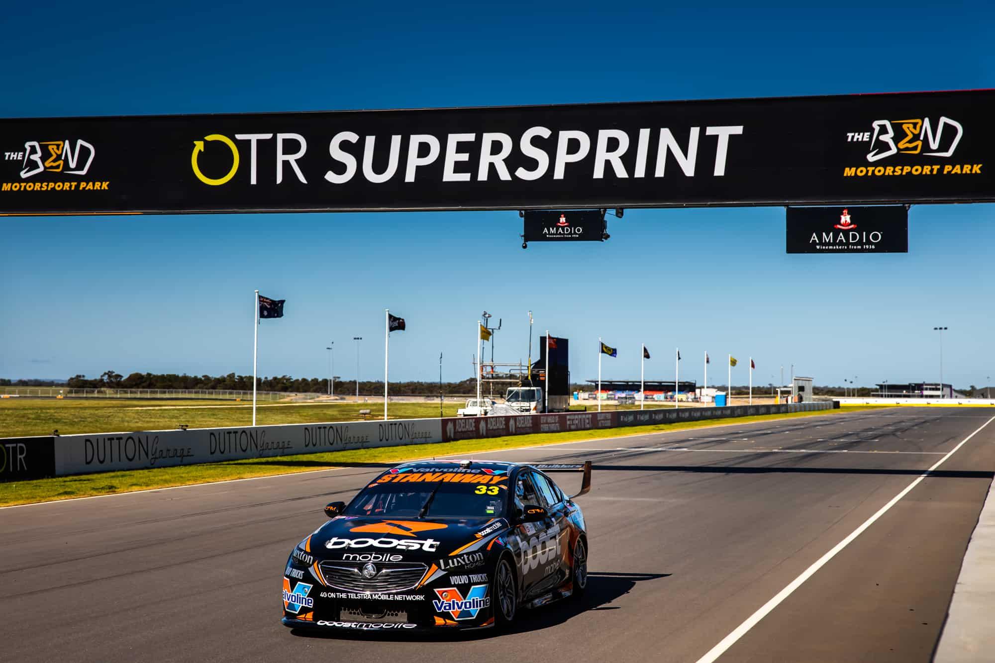 OTR SuperSprint – The Bend Motorsport Park